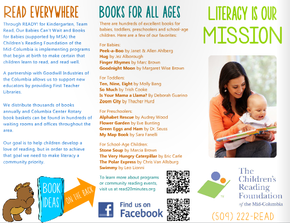 Literacy is Our Mission photo
