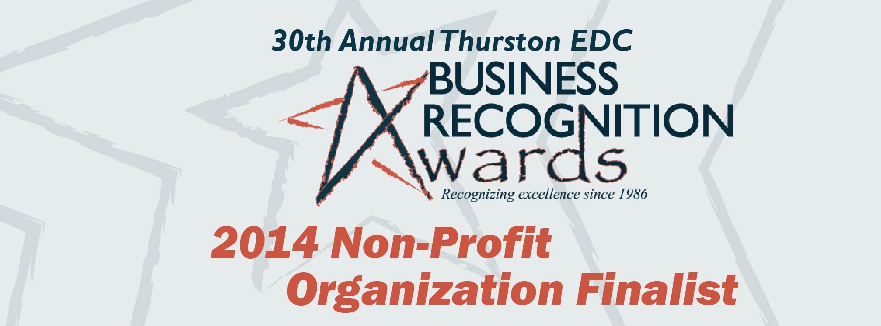 South Sound Reading Foundation selected as an EDC Non-Profit Finalist! photo