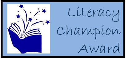 Literacy Champion Award photo
