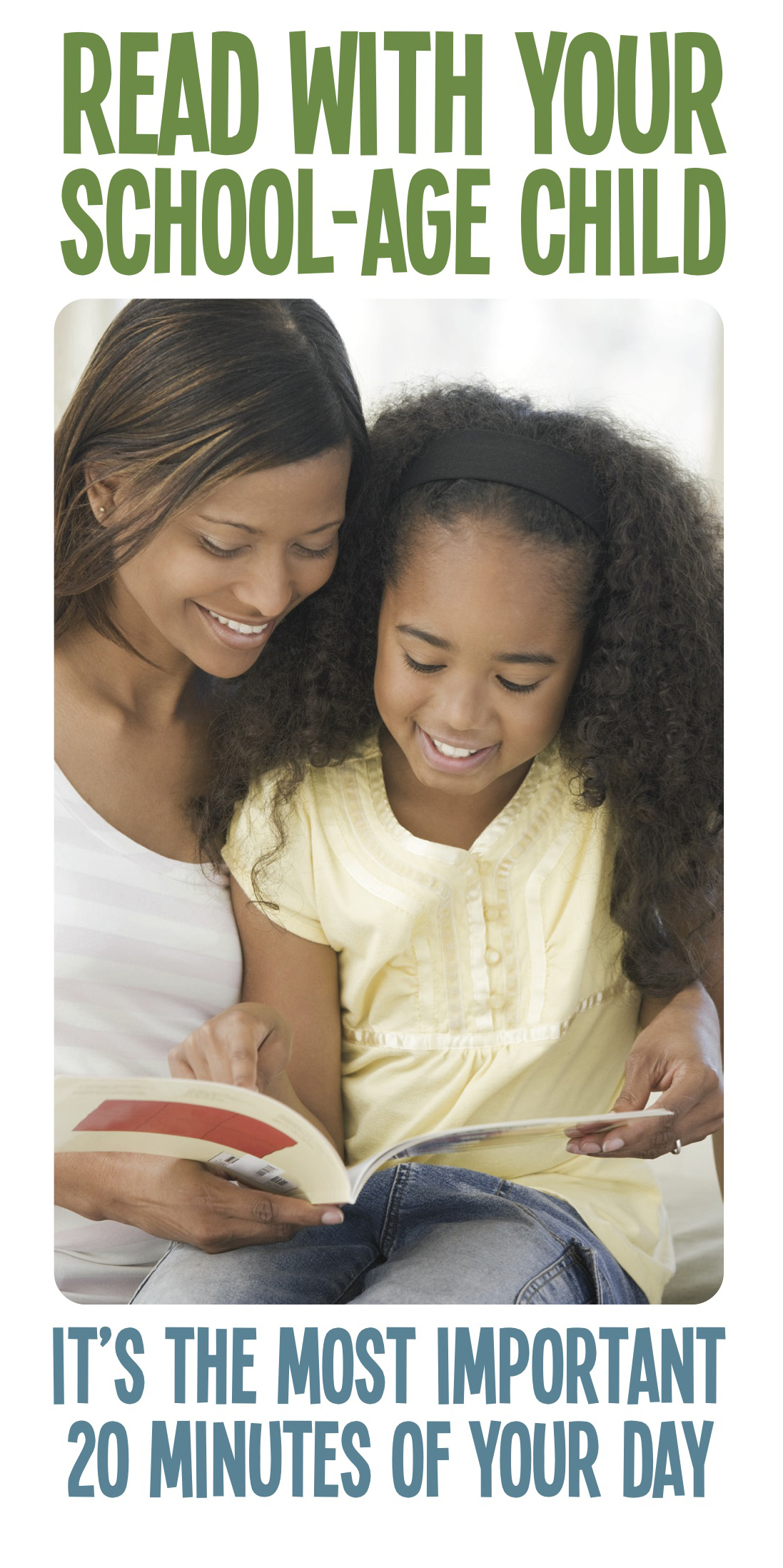 Ideas for reading with your child