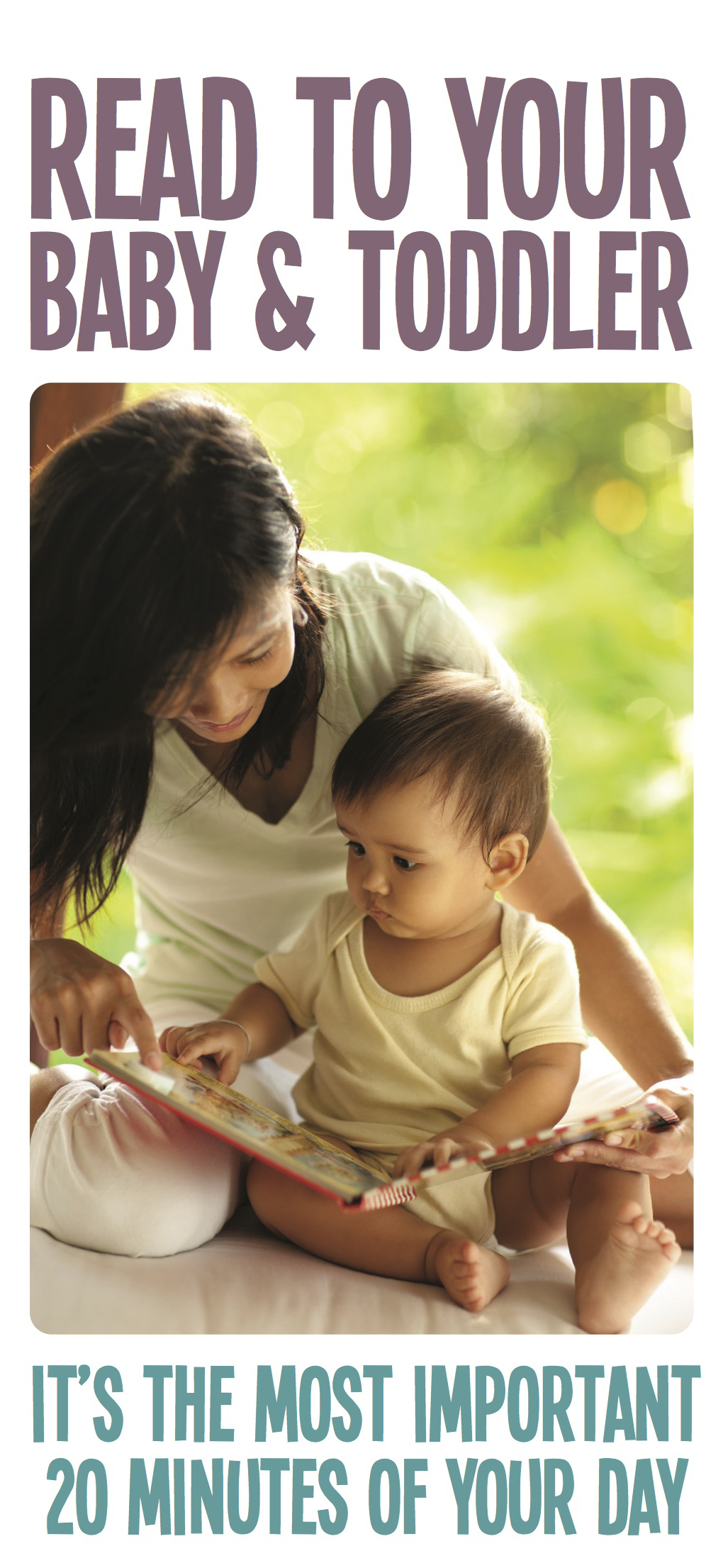 #Read to Your Baby and Toddler