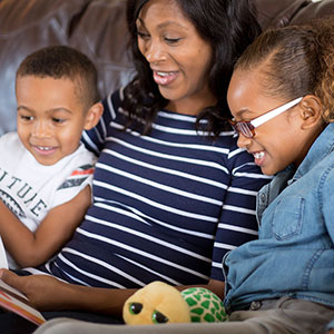 LEARN WHAT PARENTS CAN DO TO HELP YOUNG READERS