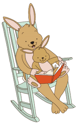 Reading With A Child